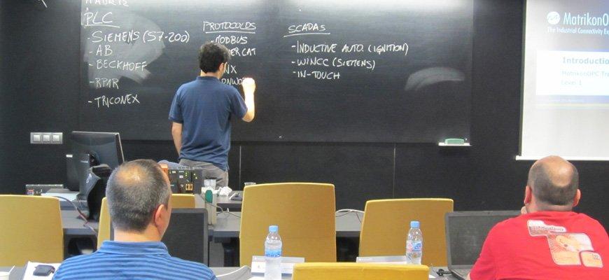 Curso de Protocolo OPC y Desarrollo de Arquitecturas Avanzadas