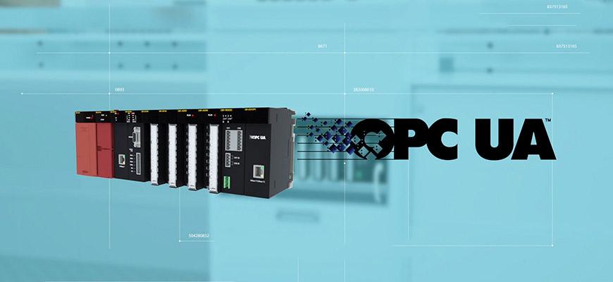 OPC UA para uso industrial