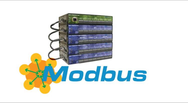Protocolo Modbus redes industriales