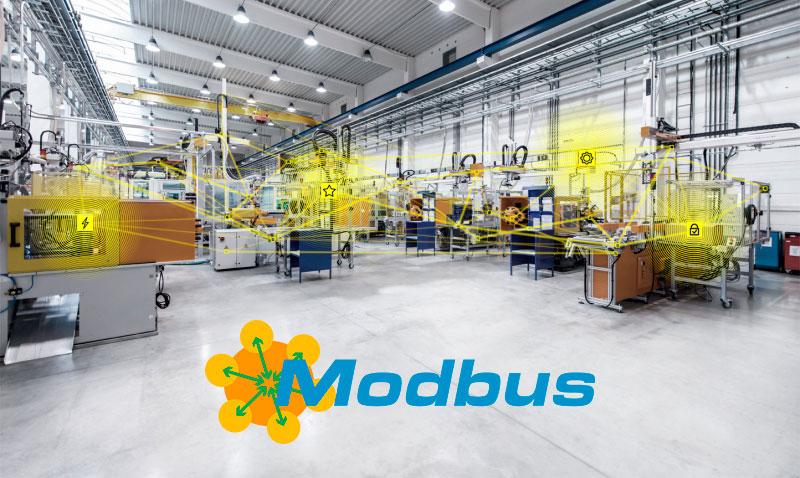 Protocolo de comunicación industrial Modbus