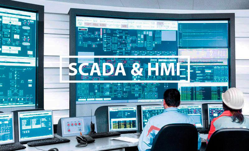 Diferencias entre SCADA y HMI