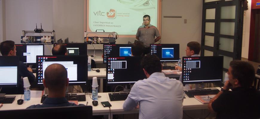 cursos de ciberseguridad industrial