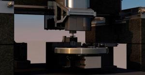 Maquina automatizada en la industria 4.0